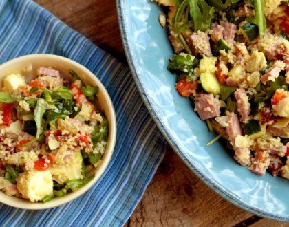 No-Cook Italian Salad