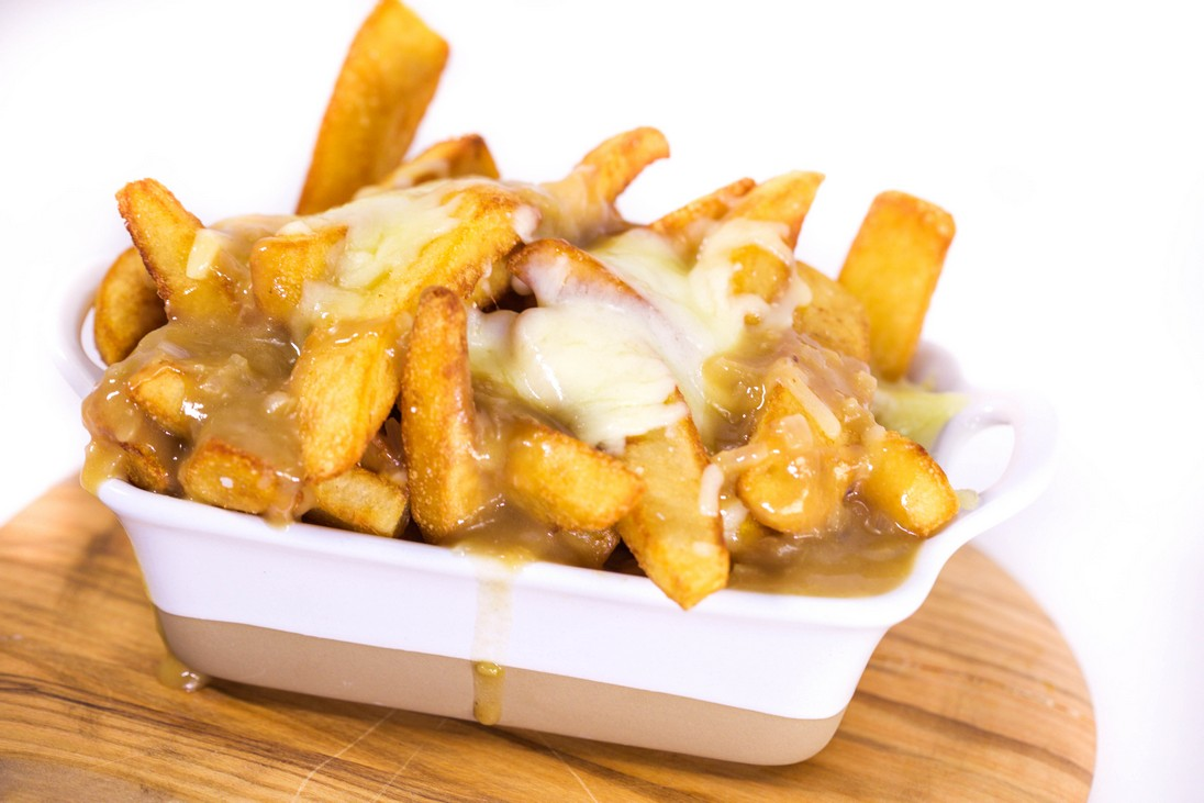 Jersey-Style Disco Fries