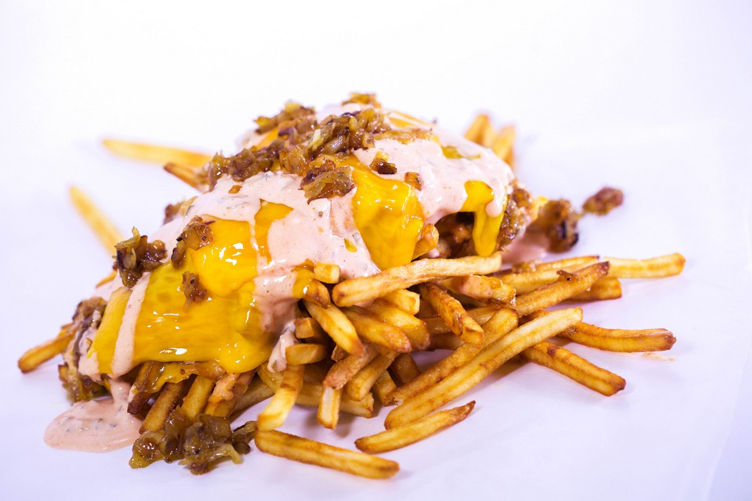 Wild-Style Fries