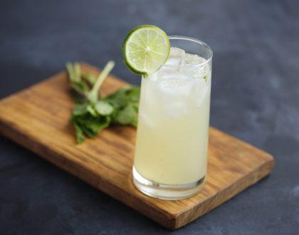 Five-Ingredient Sparkling Mojitos