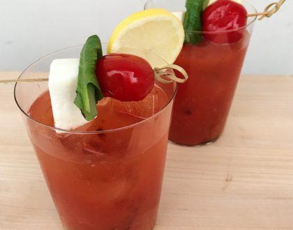 Jersey-Tomato Bloody Marys