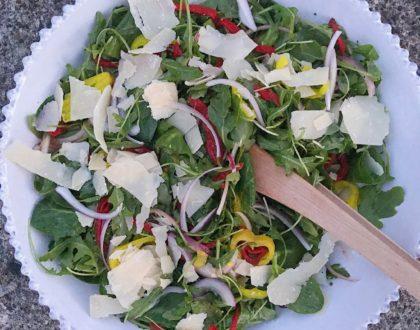 Not-Your-Average Pizzeria Salad
