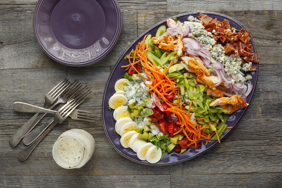 Buffalo Cobb Salad