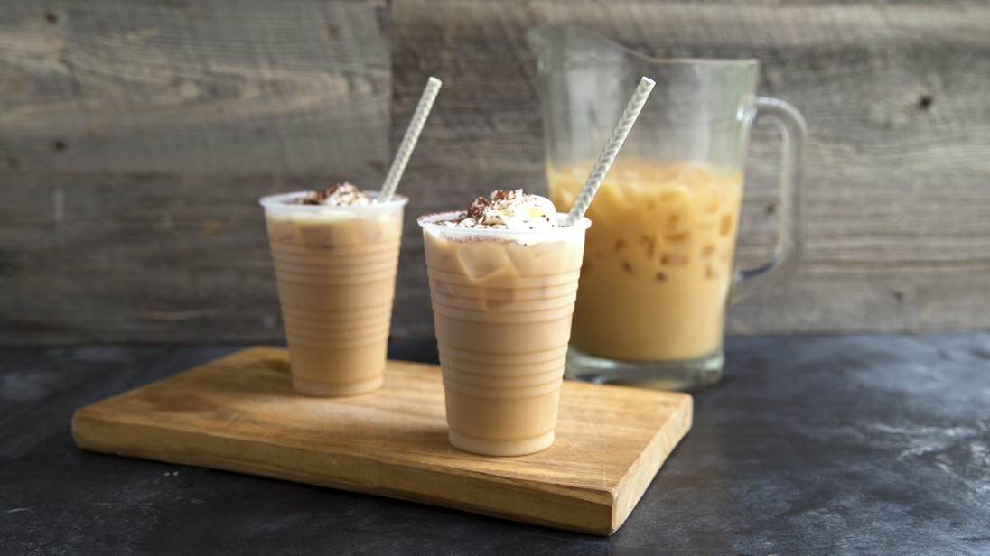 Irish Iced Coffee