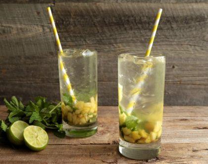 Pineapple Mojito