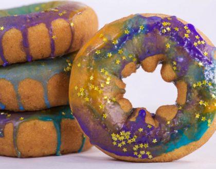 Galaxy Doughnuts