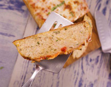 Chicken Meatloaf Parm