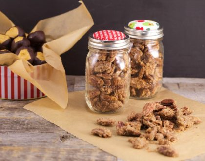 Jimmy's Holiday Pecans