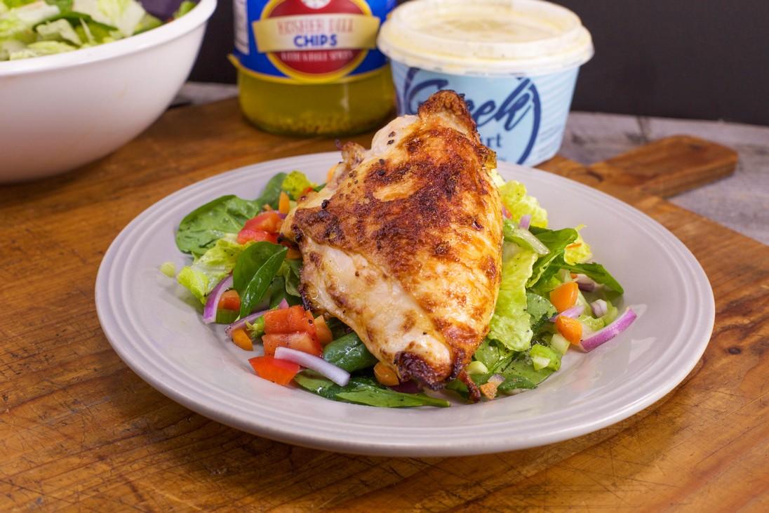 Bottom-of-the-Greek-Yogurt-Jar Chicken Marinade