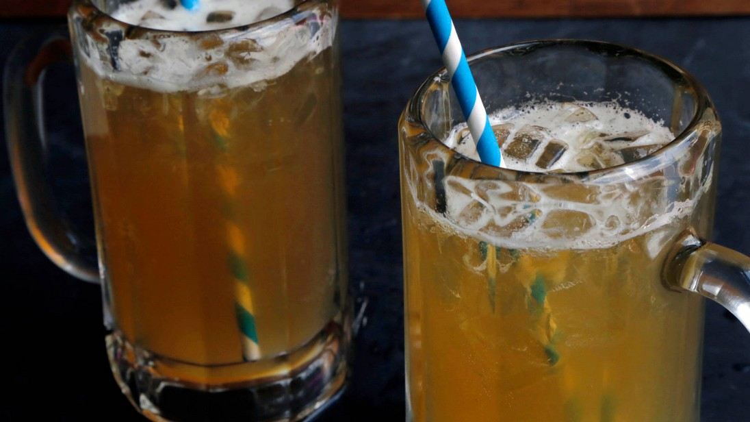 Summer Beer Shandy Cocktail