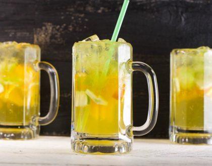 Hard Cider Sangria